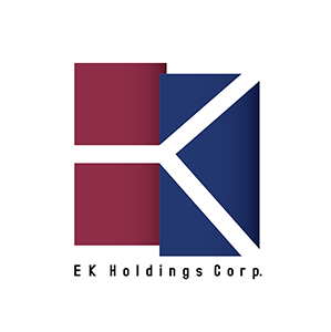 EKホールディングス株式会社 LOGODESIGN / EKホールディングス株式会社